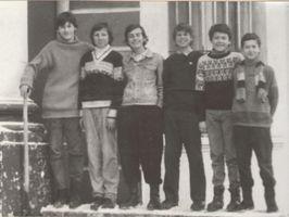 о.Иван Воробьев (выпуск 1996, замдиректора школы по воспитательной работе)